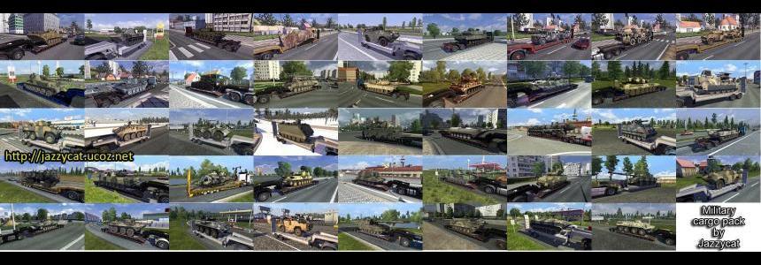 Military cargo pack v1.3