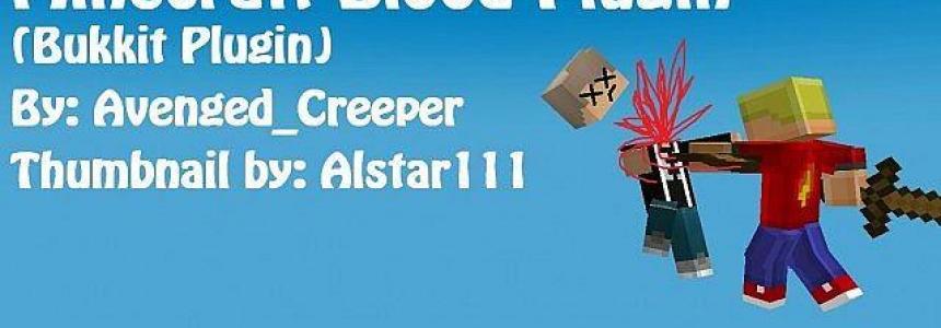 MinecraftBlood v1.0 1.7.4