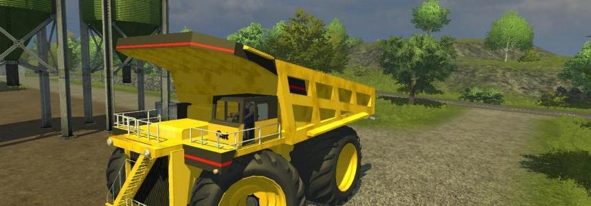 Mining Truck v1.0