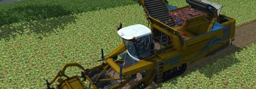 Mod Pack kohlrabi strawberry v1.0