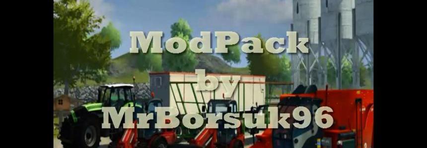 ModPack FS13 by MrBorsuk
