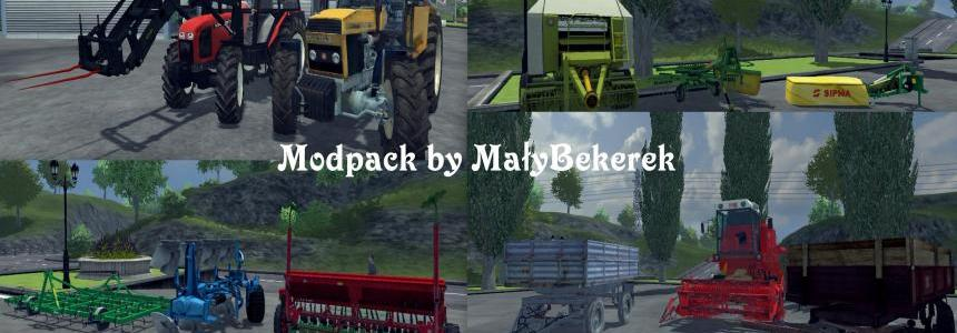 ModPack MoreRealistic By MalyBekerek