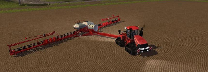 MR Case 1260 planter