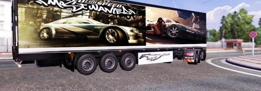 Need for speed trailer skin