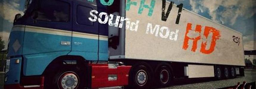 NEW VOLVO FH SOUND MOD