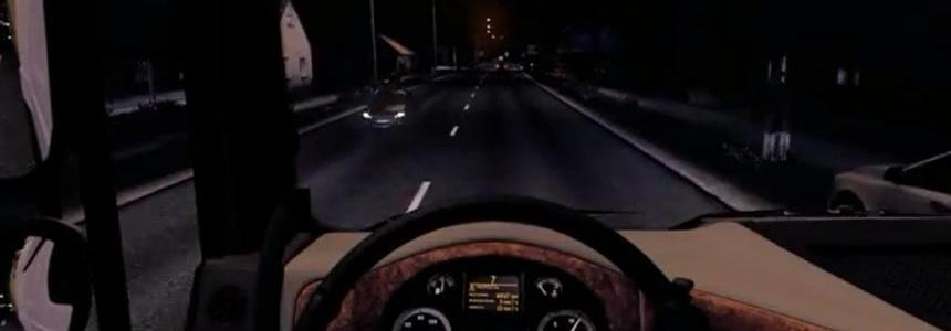 Night-driving lighting mod [WIP]