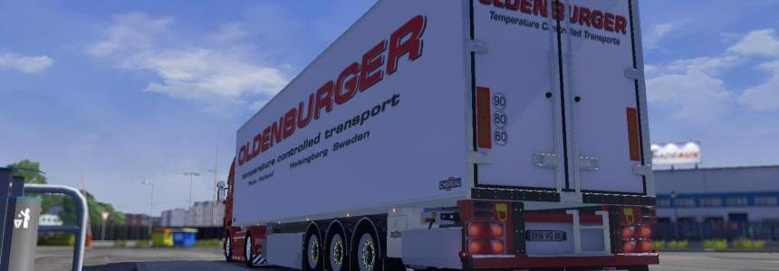 Oldenburger Chereau Trailer