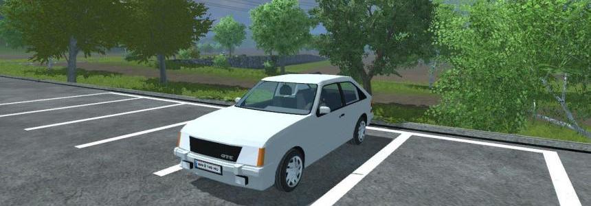 Opel Kadett GTE v1.0