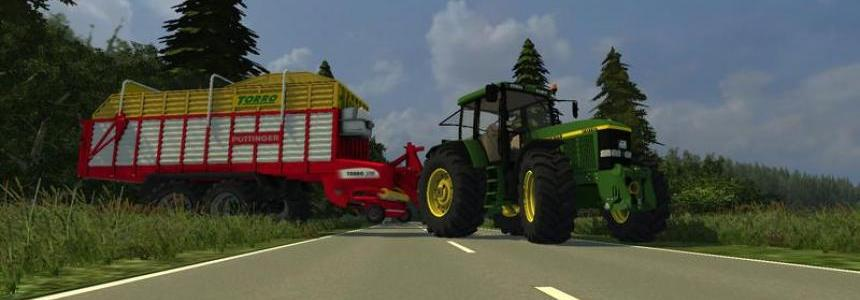 Pottinger Torro 5700 remake v1.1
