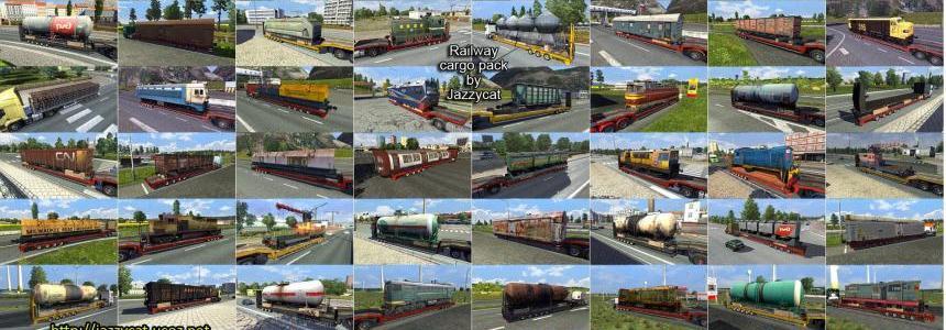 Railway cargo pack v1.2