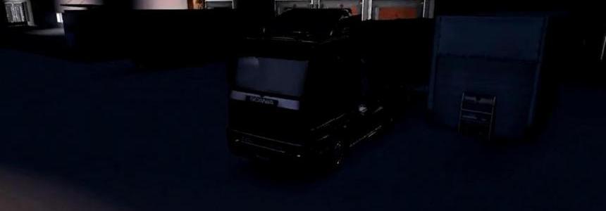 Realistic Scania 143m Sound mod