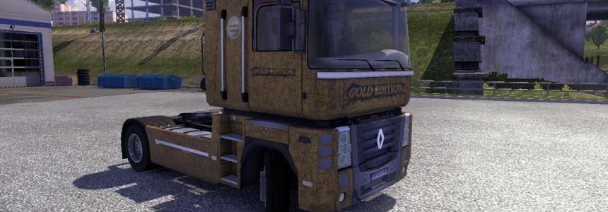 Renault Magnum Gold Edition