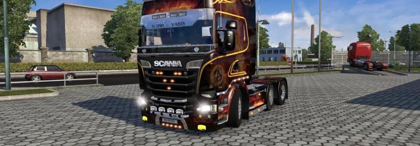 Scania Fire Edition v2.4