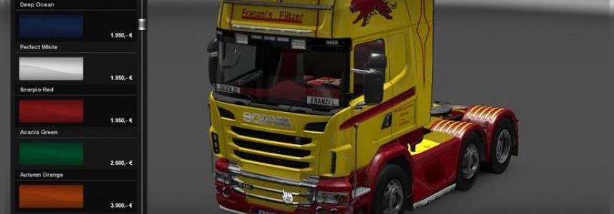 Scania R2009 v1.8