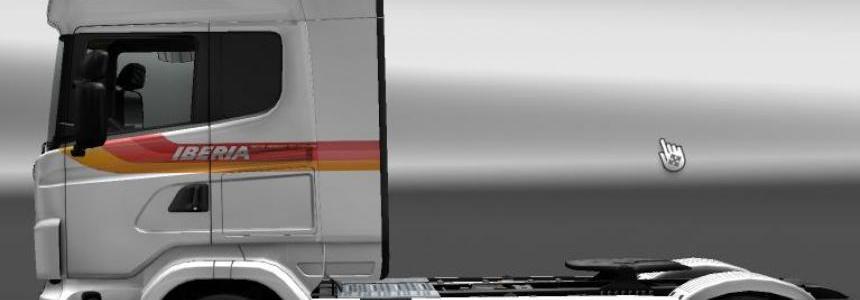 Scania Skin Iberia