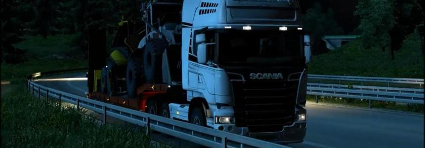 Scania Streamline V8 Revolution Sound