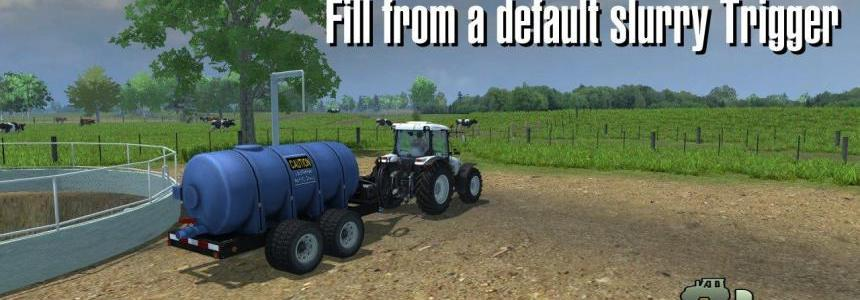 Slurry and Fertilizer Trailer v2