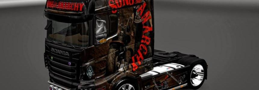 Sons of Anarchy Scania R700