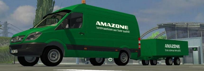 Sprinter Amazone v1.0 beta