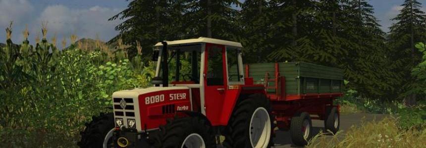 Steyr 8080 v1.0 MR