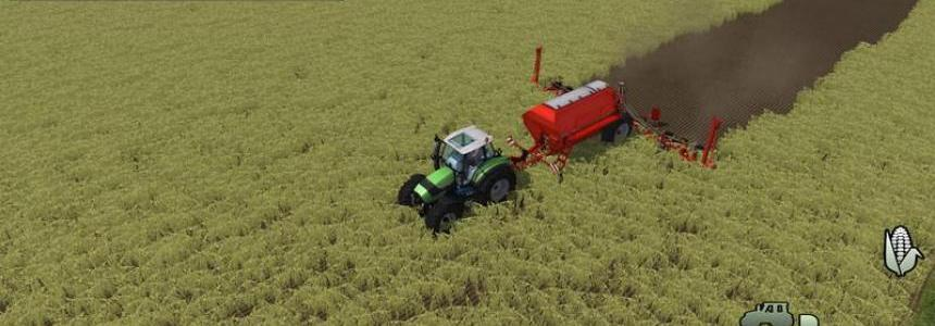 Tillage for all seeders v1.0