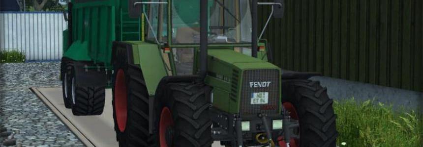 Tractor bumper v1.0