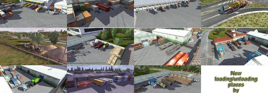 Trailers and cargo PACK v2.1.1 + add-on with new companies
