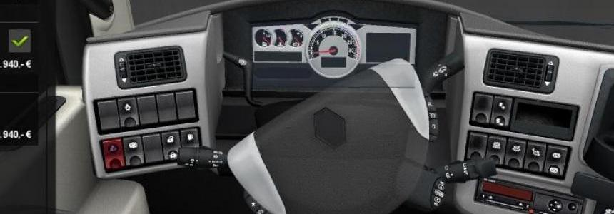 Transparent Steering Wheel