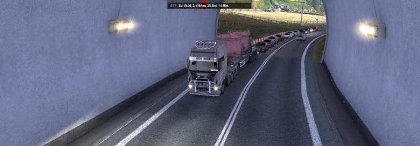 Trucksim Map v4.5.3