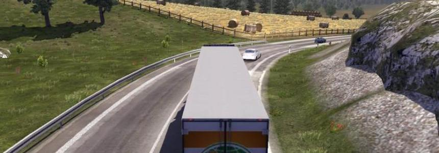 Trucksim Map v4.5.4a