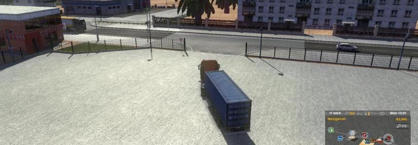 Trucksim Map v4.5.6