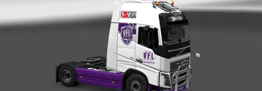 VFL Osnabruck Volvo FH16