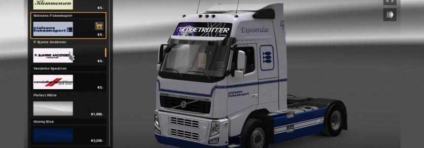 Volvo FH Classic Globetrotter & Globetrotter XL v1.2