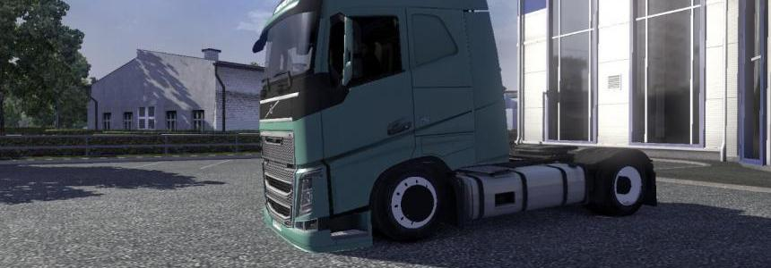 Volvo FH16 2013 4x2 Lowered Chassis