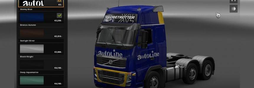 Volvo FH16 Autoline skin