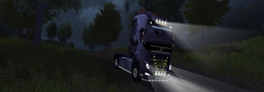 Volvo FH16 Euro6 v1.0