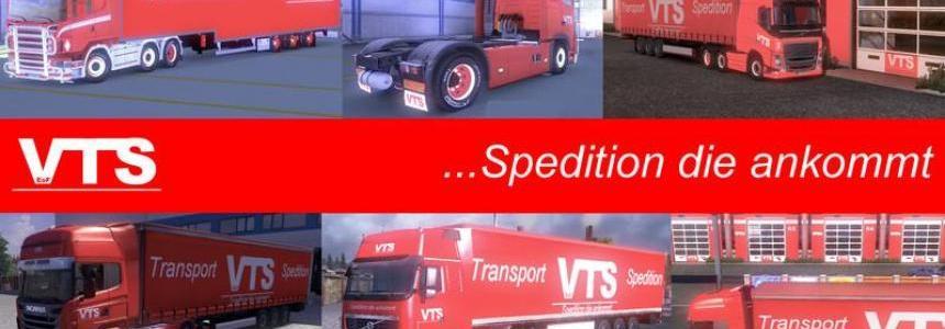 VTS Company Skins Pack