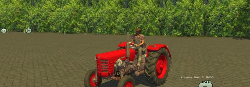ZETOR 3011 Major Edit Ujan