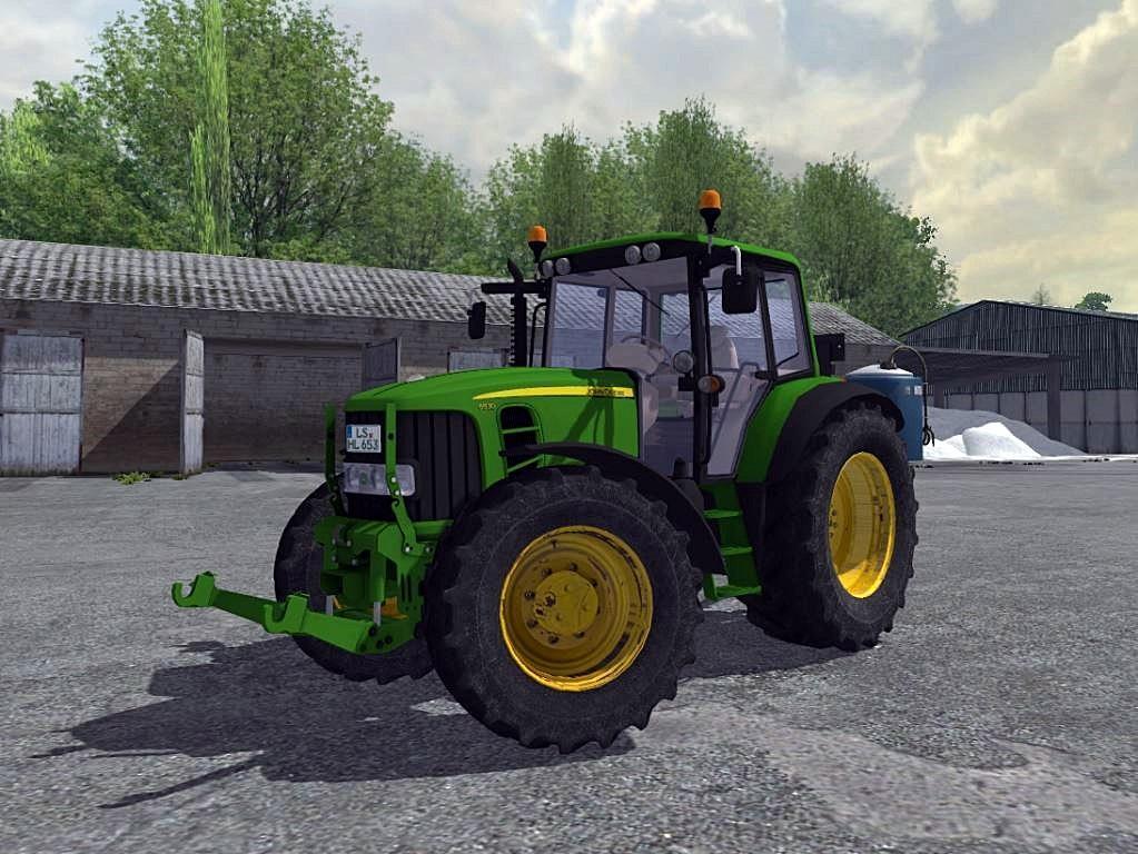 John Deere 6530 More Realistic Farming Simulator 2013 Tractors John ...