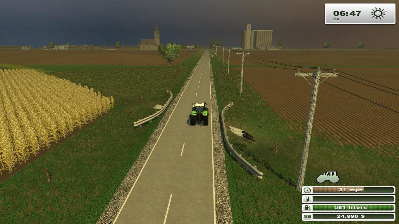 Mods For Missouri USA Texas Maps Mod Download FS Mods At Modern - Highway map of usa 2013