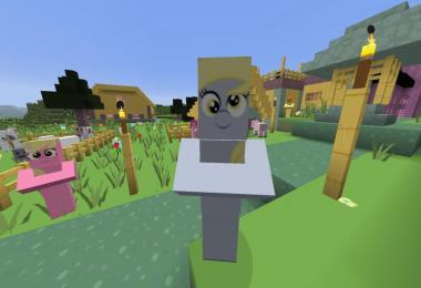 Flutterstorm's PonyCraft 1.7.4