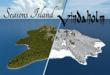 Two Seasons Island - Vindaholm