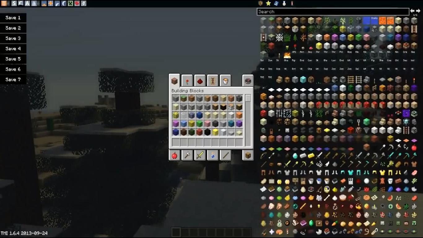 mods minecraft 1.7.4