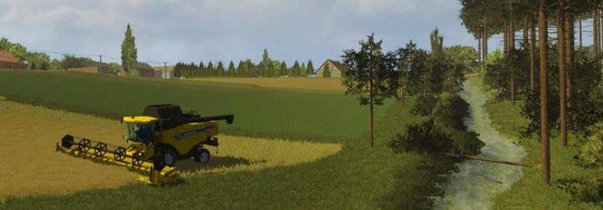 Agricultural frontier areas v0.9 BETA