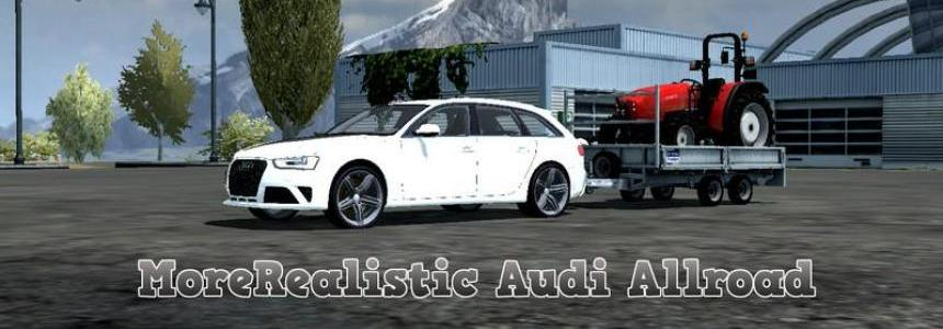 Audi Allroad v1.2 MR