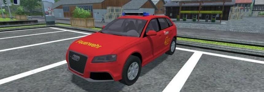 Audi RS3 KDOW v1.0