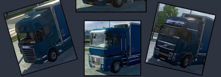 BDF Tandem Truck Pack v15.0