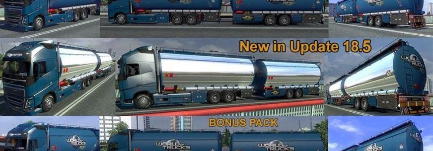 BDF Tandem Truck Pack v18.5