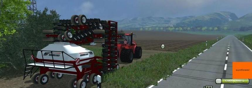 Bourgault seeding v1.0