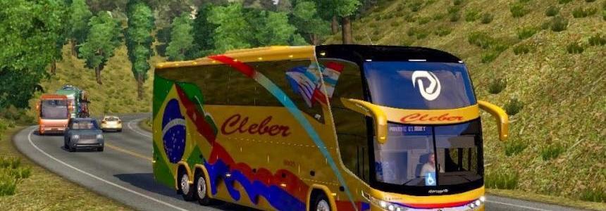 Bus G7 LD 1600 6x2